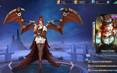 Alice Starlight February 2019 - Mobile Legends