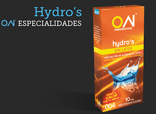 Preservativos On Hydro's