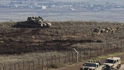 la proxima guerra frontera israel siria altos del golan zona de exclusion aerea