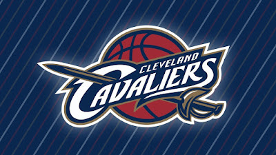 cleveland cavaliers blue logo hd wallpaper