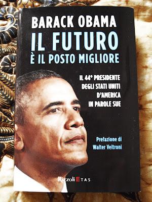 Barack Obama nuovo libro 2017
