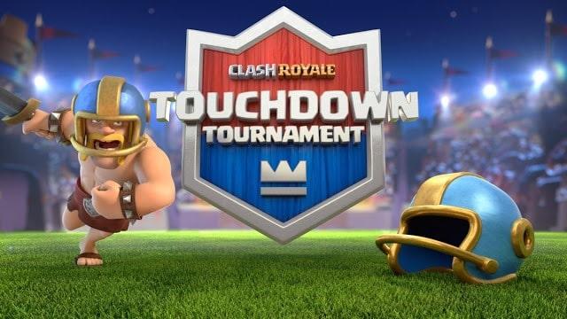 Ganar Fácilmente el Gran Desafio Touchdown Clash Royale