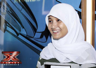 Video Fatin X Factor Indonesia