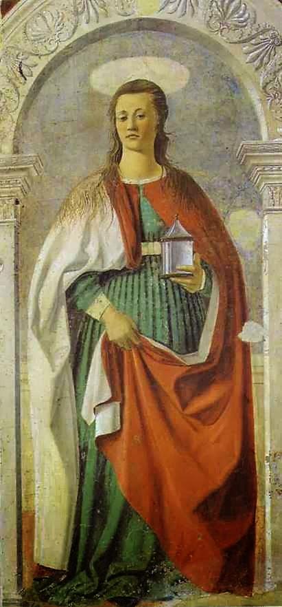 THIS and THAT: Piero della Francesca in Arezzo