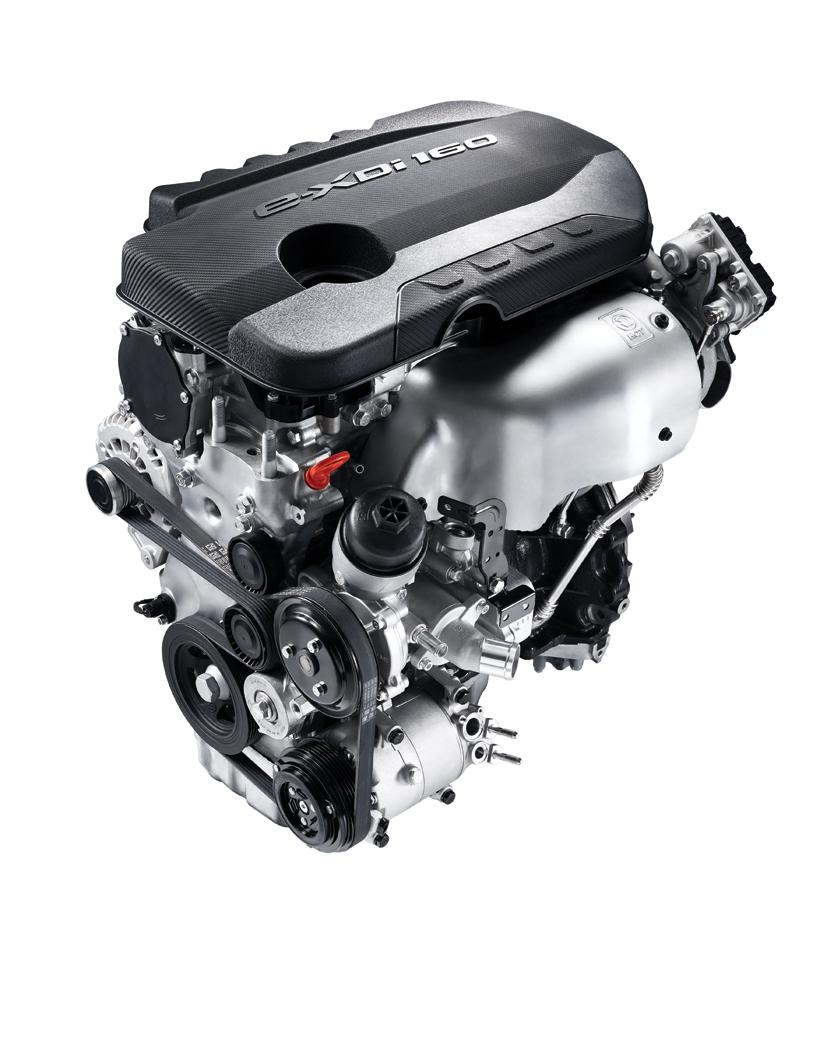 XDi%2B160Engine Το νέο SsangYong TIVOLI Diesel από 17.970 €
