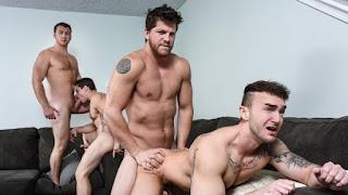 Dad Group Part 3 – Ashton McKay, Aspen, Connor Maguire, Jake Ashford