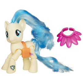 MLP Posable Figures Wave 1 Coco Pommel Brushable Figure