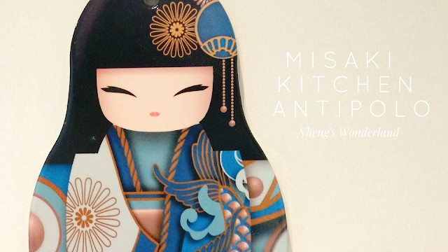 Misaki Kitchen in Antipolo
