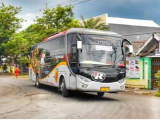 Sewa Bus Pariwisata PO. R Trans Surabaya