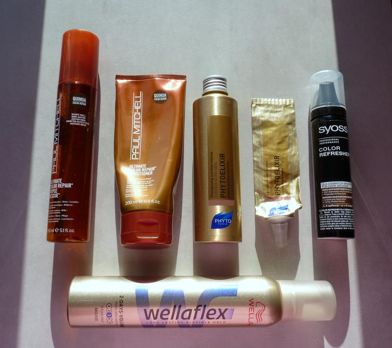 Kosmetyki, które zużyłam w ciągu ostatnich trzech miesięcy