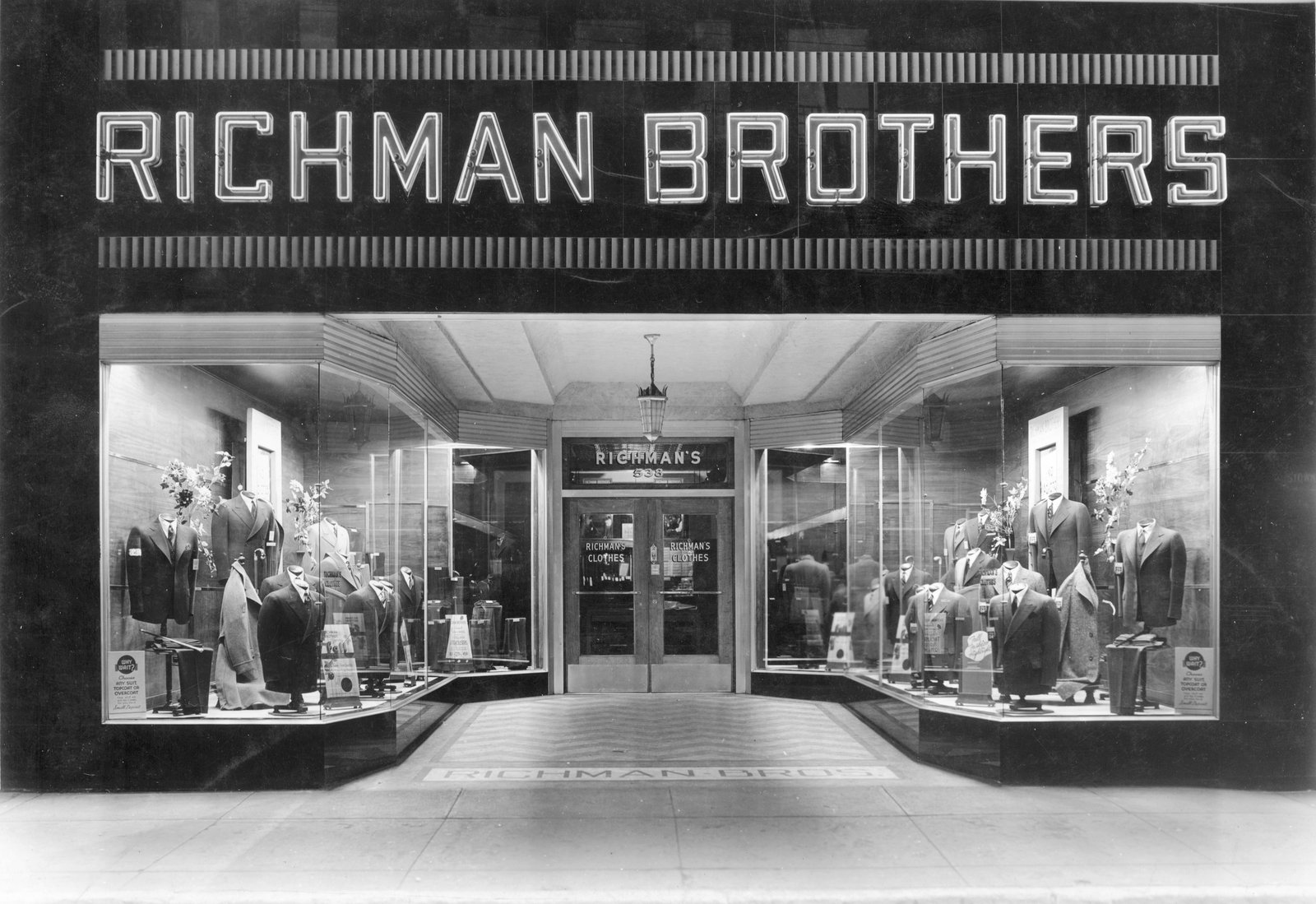 Vintage Johnstown: Richman Brothers