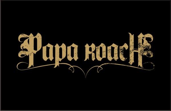 Resultado de imagen de papa roach logo