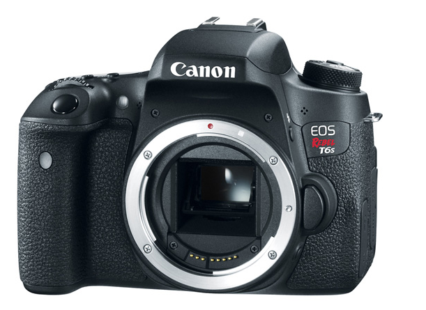Canon Announces New EOS Rebel DSLR Cameras