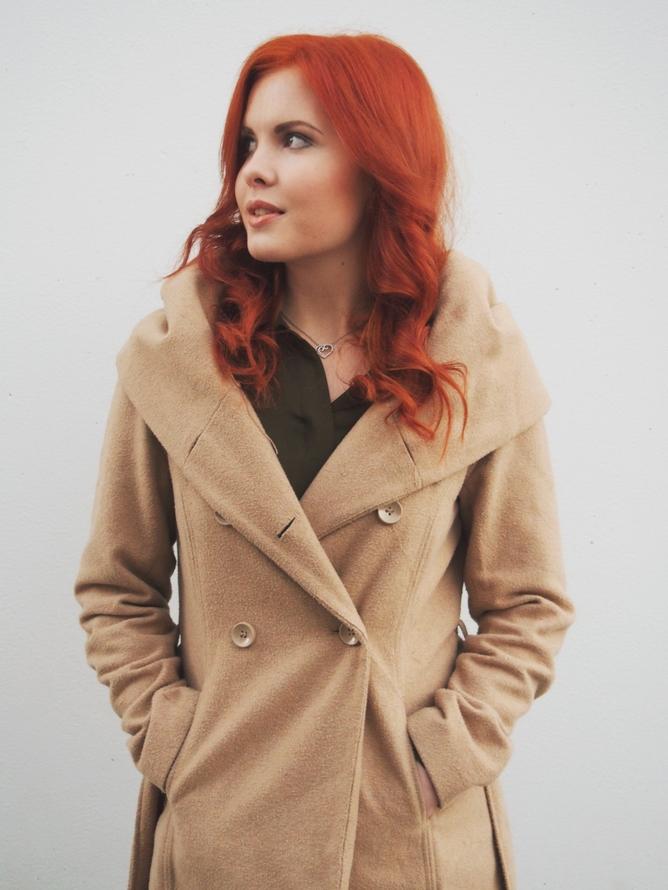 Luonnollinen Tanssijoita Punaiset Hiukset - Sukupuoli