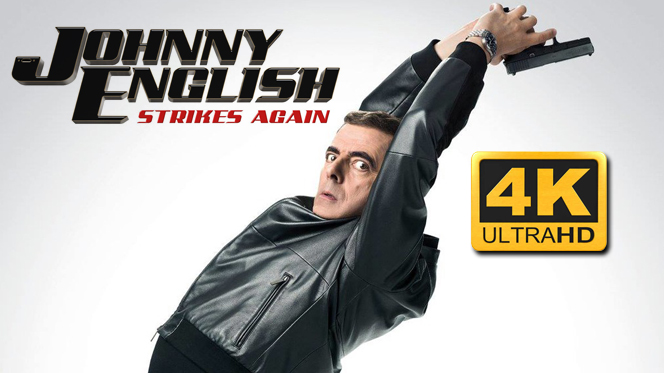 Johnny English 3.0 (2018) 4K UHD 2160p Latino-Castellano-Ingles