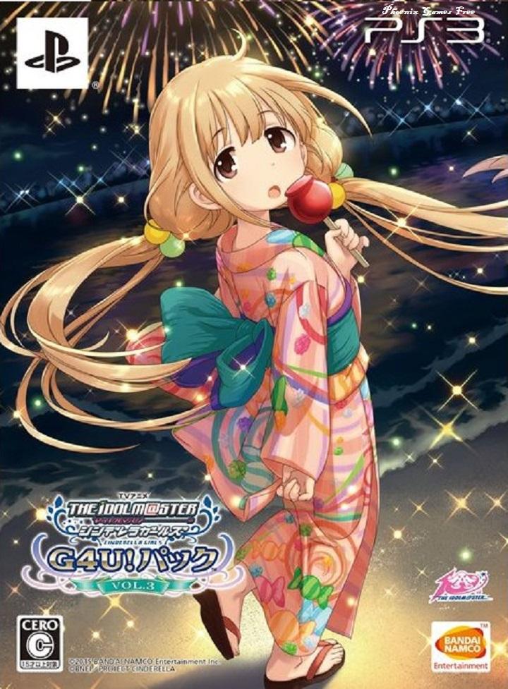 Phoenix Games Free: Download TV Anime IdolM@ster Cinderella Girls