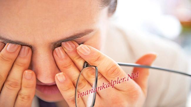 Baş Ağrısına Ve Göz Ağrısı İçin Dua