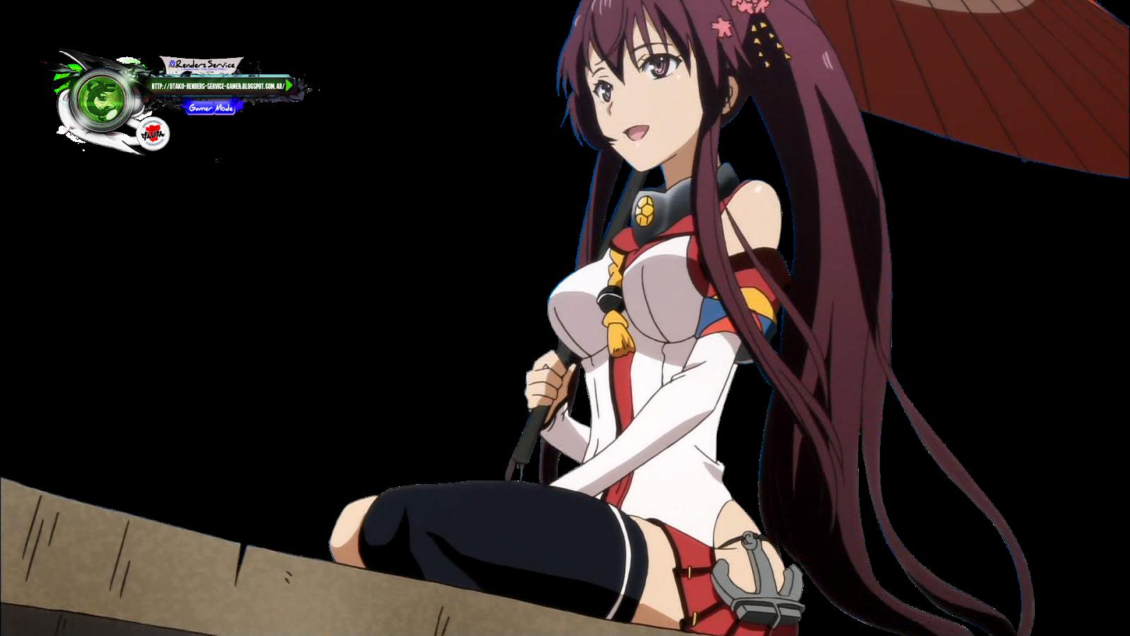Kantai collection yamato kawaii kaze render ors anime - Yamato render ...