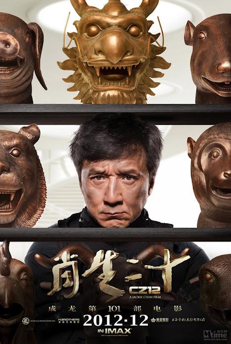 ตัวอย่างหนังใหม่ : Chinese Zodiac (วิ่ง ปล้น ฟัด) ซับไทย poster