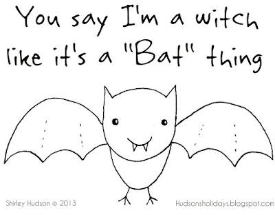Batty freebie