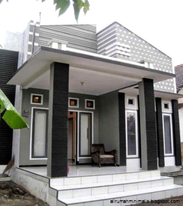 5 gambar model teras rumah minimalis modern dan elegan desain