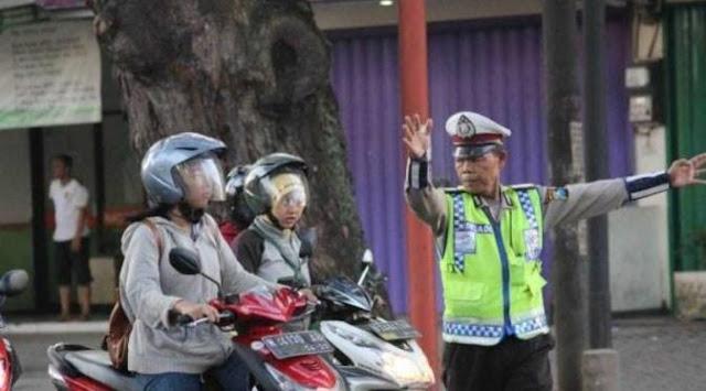 Bripka seladi Polisi Jujur