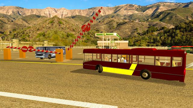 تحميل لعبة coach bus simulator مهكرة