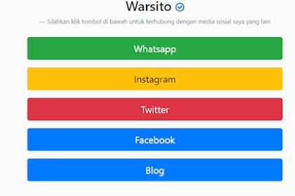 Cara Membuat Profil Instagram Dengan Banyak Link