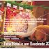 Cartões de Natal Criativos e Personalizáveis