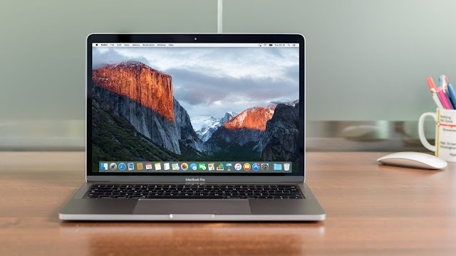 macbook_pro_201700 Apple took the 7th place in the ranking of the best manufacturers of laptops Apple