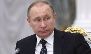 Vladimir Putin and Russia are ISIS target in new video