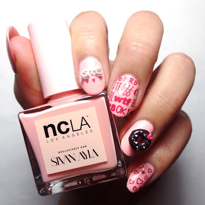 Valley Girl Nails