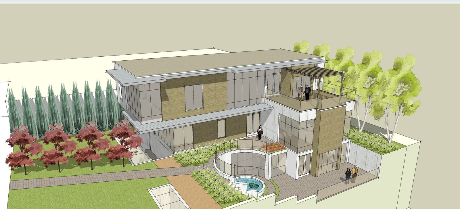 Korean House Designs | Zion Modern House