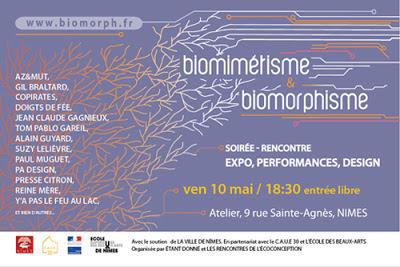 Exposition, soirée, rencontre et performance, 10 mai 2013