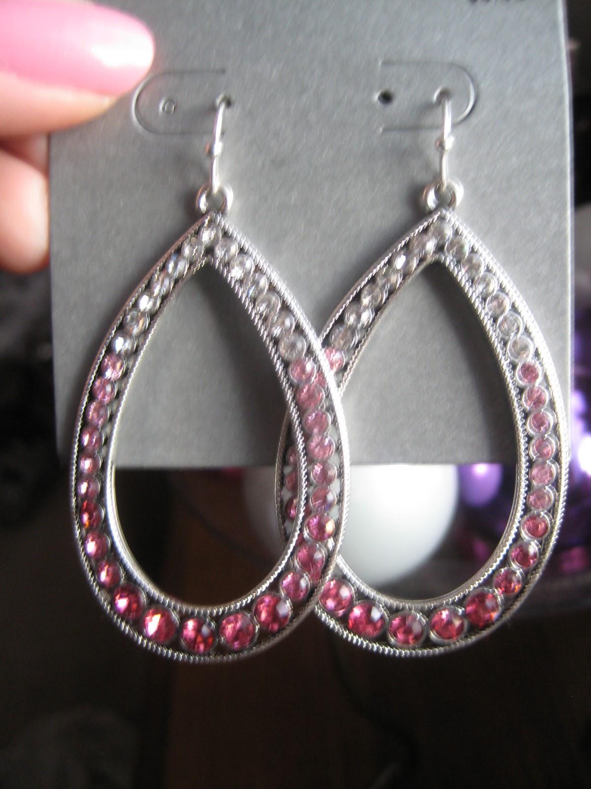 Pink Glam: *Rings*earrings* Bracelets* charlotte Russe,target