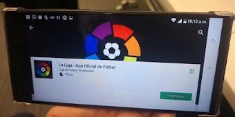 التطبيق الرسمي للدوري الإسباني يتجسس عليك لمعرفة اذا كنت تشاهد المباريات بطريقة مقرصنة