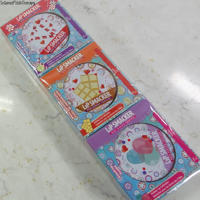 Lip Smacker - Holiday Lip Balm Tin Trio