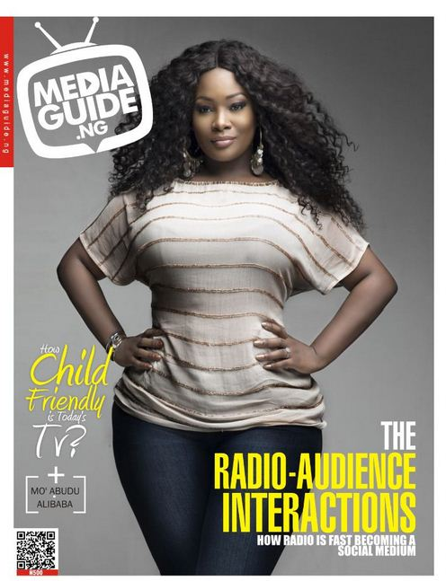 Check Out Toolz as she covers the latest edition of Media Guide Magazine