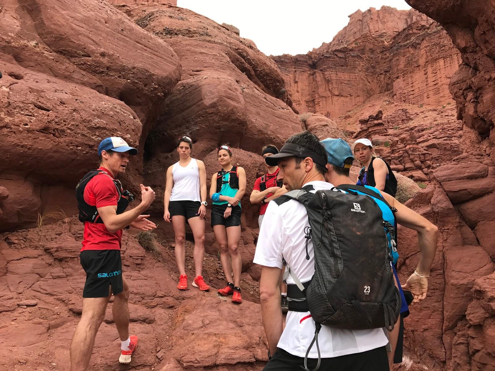 bb01ec1ffe63 Max King shares uphill wisdom -Salomon Ultra Trail Running Academy 2017