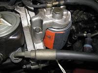 filtre à carburant diesel