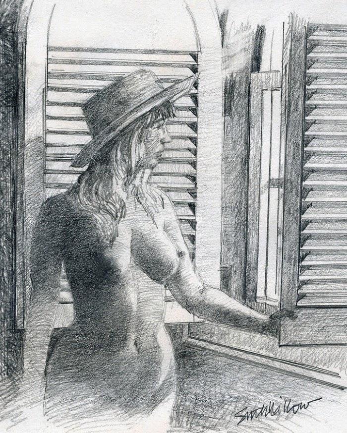 Живописный реализм. Neal Smith-Willow