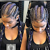 25 Fabulous Ways to Style your Ghana braids this Summer (photos)
