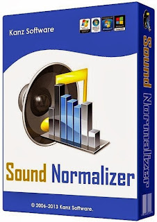 Sound Normalizer Portable