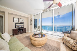 Indigo Condo For Sale Perdido Key FL Real Estate Unit 1604W Living Room