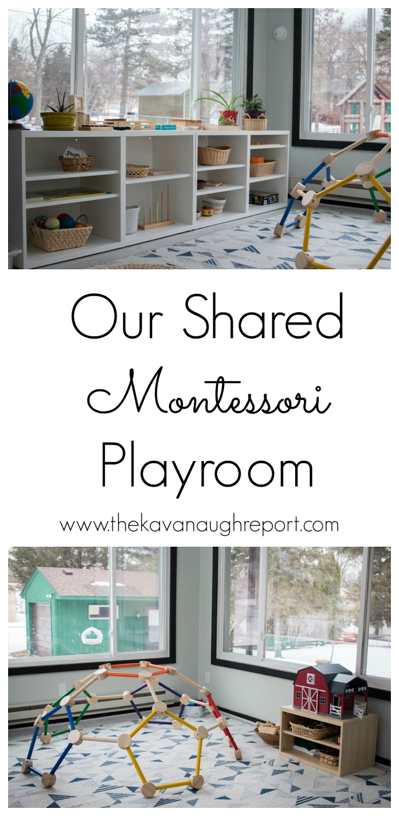 Trofast Montessori Our Shared Montessori Playroom