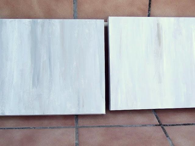 Trastos en el doblao: renovación del dormitorio (iv): dos cuadros ...