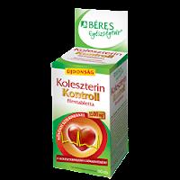 koleszterin csökkentő gyógyszer Béres Koleszterin Kontroll