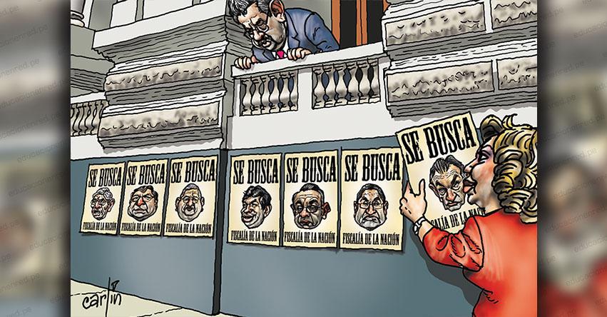 Carlincaturas Domingo 12 Julio 2020 - La República