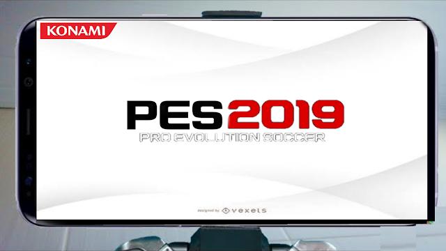 Finalmente!! Acabou De Sair PES 2019 Mobile Para Android Com Gráficos HD