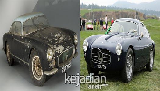 toko mobil antik 11 Temuan Mobil Klasik Termahal Dunia yang Jadi Rongsokan